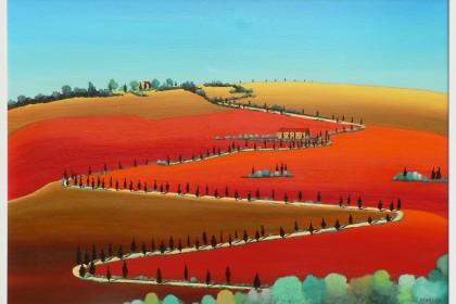 5-paesaggio-toscano-cm-50x70-olio-su-tela